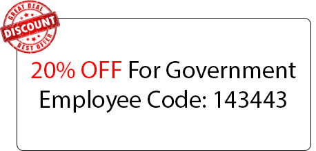 Government Employee 20% OFF - Locksmith at Garden City, NY - Garden City NYC Locksmith